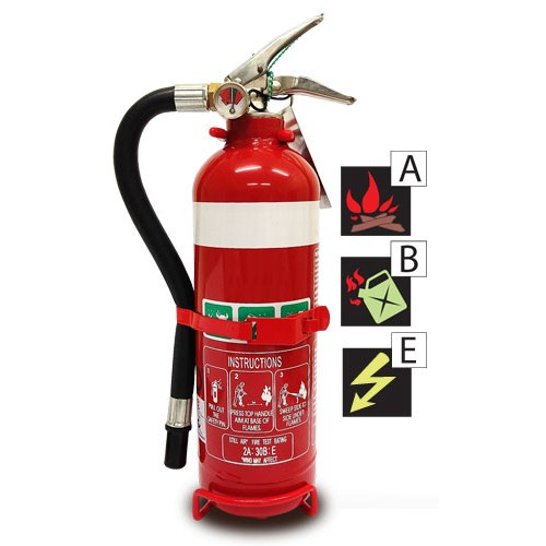 ABE fire extinguishers
