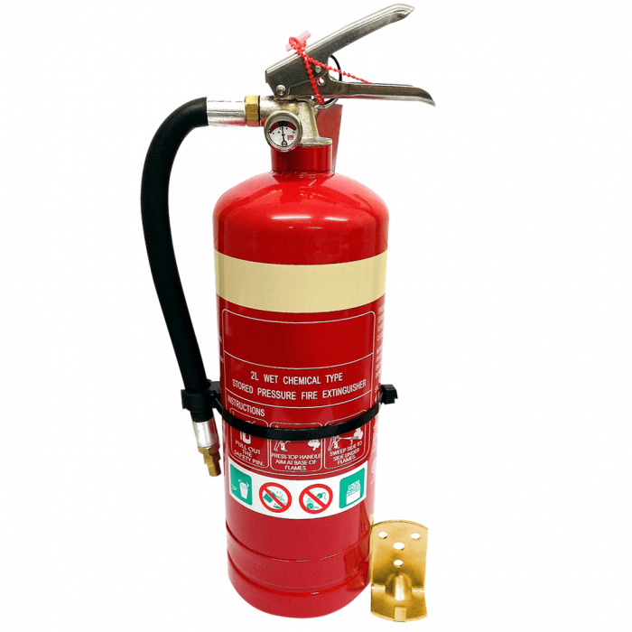 2L Wet Chemical Extinguisher