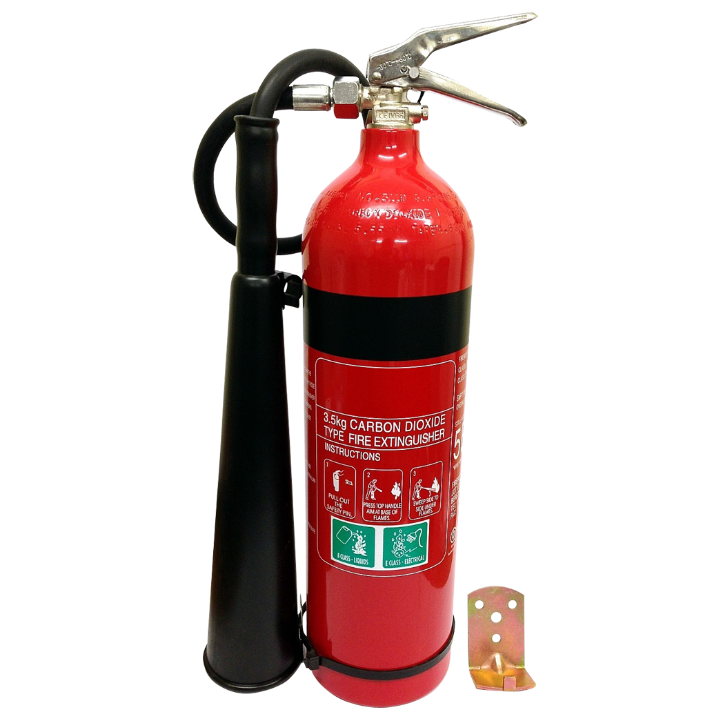 3.5kg Carbon Dioxide Fire Extinguisher
