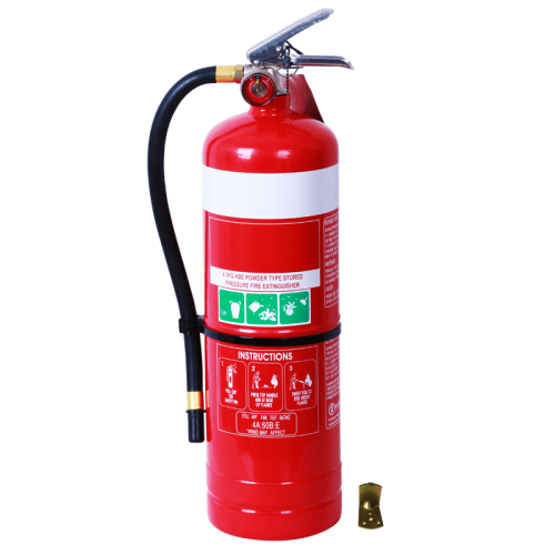 4.5kg ABE Dry Chemical Powder Extinguisher