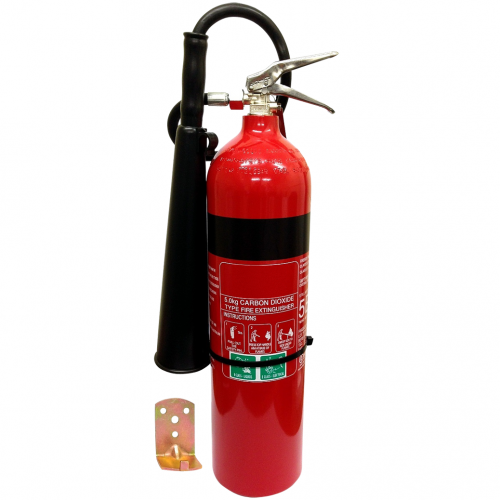 5kg Carbon Dioxide Fire Extinguisher