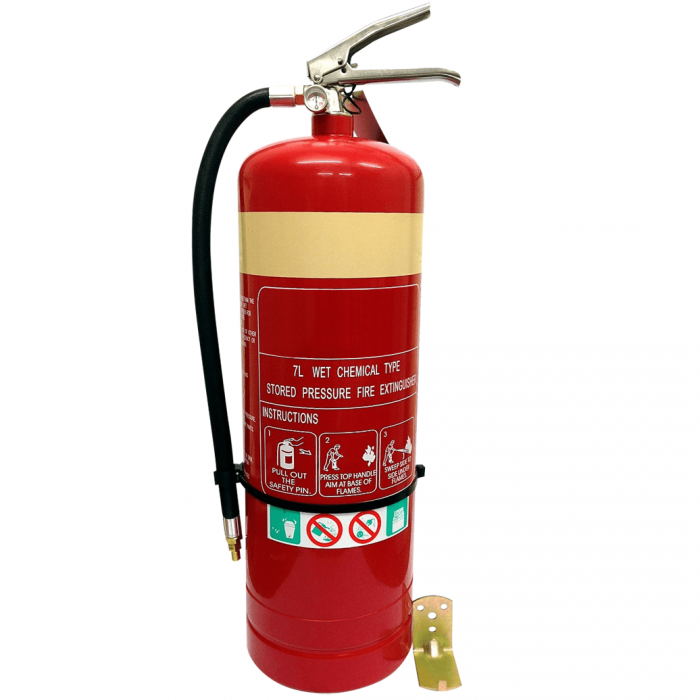7L Wet Chemical Extinguisher