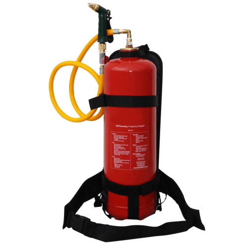 9.0L Water Extinguisher with hose