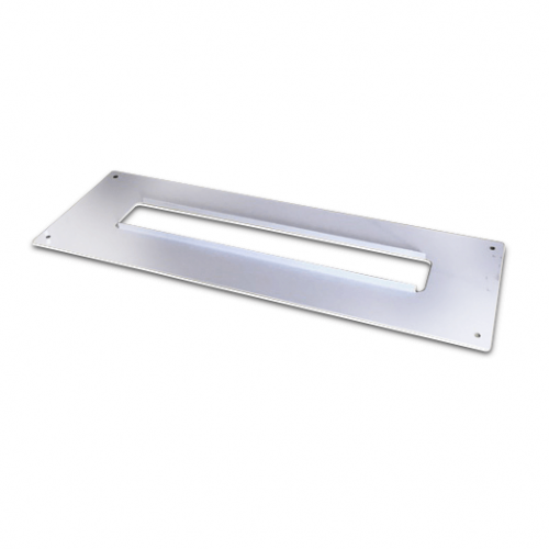 Recessed Blade Light Retro Plate