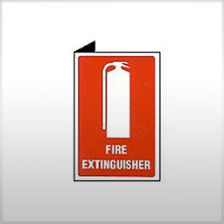Location Sign - Small Fire Extinguisher