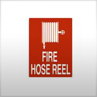Location Sign for Fire Hose Reel
