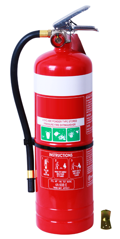 ABE Fire Extinguisher colour