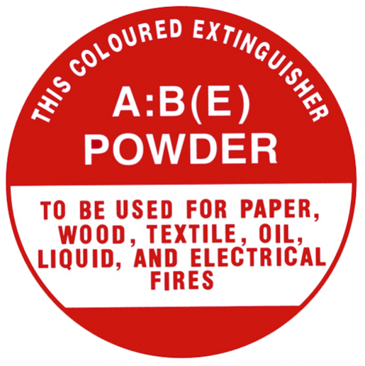 Wet Chemical Fire Extinguisher