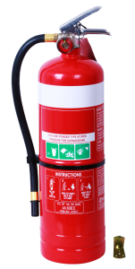 Fire Fighting Equipment - Fire extinguisher