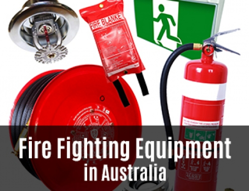 Fire Fighting Equipment In Australia: Essential Information