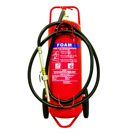 Mobile Extinguishers