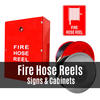 Fire Hose Reels, Sign and Cabinet featured photo