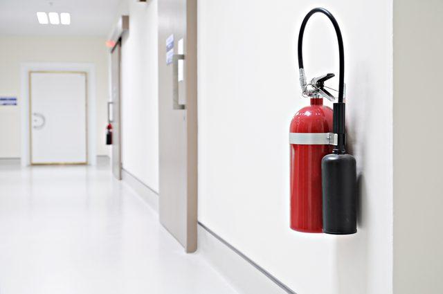 Fire Extinguisher Bracket
