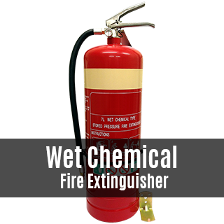 Wet Chemical Fire Extinguisher Featured Blog Image