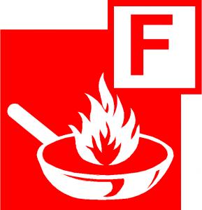 Class F Fire