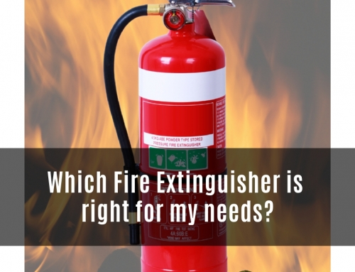 What's the best fire extinguisher for my needs?