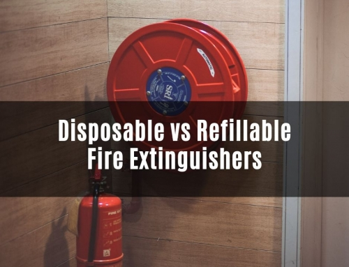 Disposable vs Refillable Fire Extinguishers: What's Right for Me?