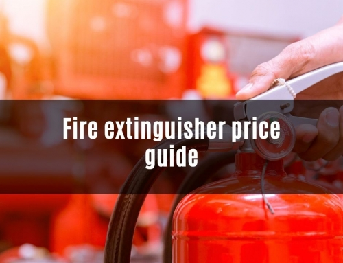 Fire extinguisher price guide: what's the right product in my budget?