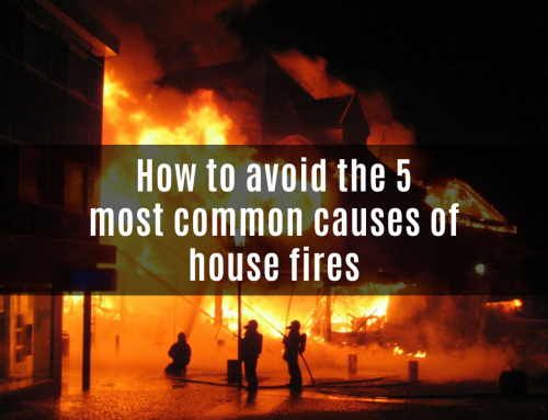 How to avoid the 5 most common causes of house fires