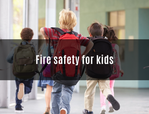 Fire safety for kids: tips to keep your children safe
