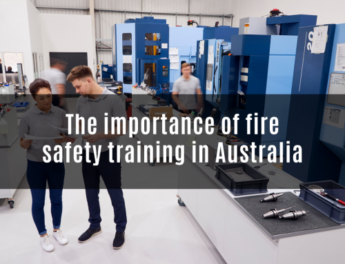 The importance of fire safety training in Australia