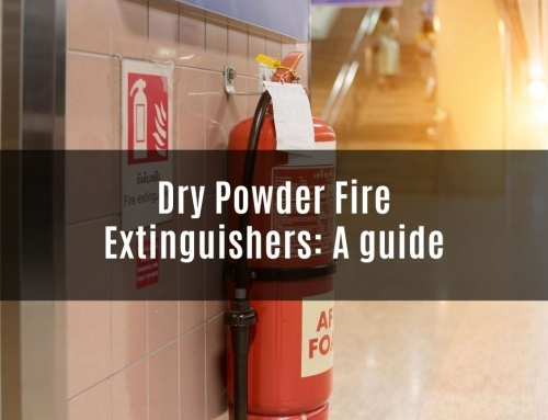 Dry Powder Fire Extinguishers: A guide