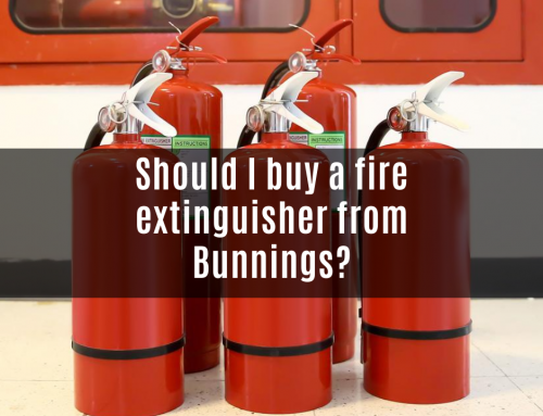 Fire extinguisher Bunnings: Things you should know