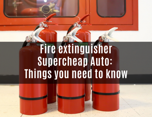 Fire extinguisher Supercheap Auto: Things you need to know