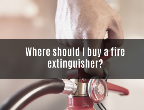 Fire extinguisher where to buy – Where should I buy a fire extinguisher?