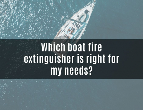 Which boat fire extinguisher is right for my needs?